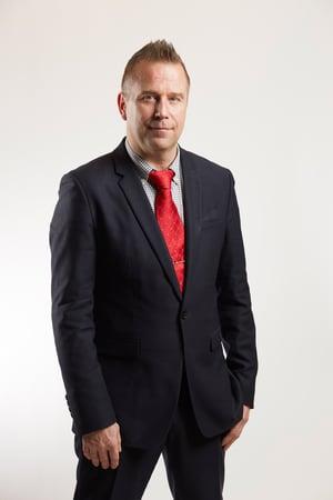 Kauko Oy:n toimitusjohtaja Juha Rytkönen, kokokuva