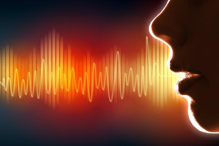 äänikomennot auttavat ohjaamaan laitteita ja sovelluksia Kuva Shutterstock