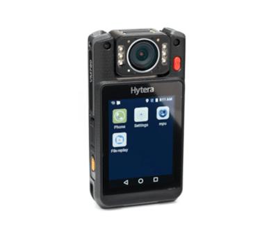 Hytera VM780 - kehokamera ja radiopuhelin Kuva Hytera