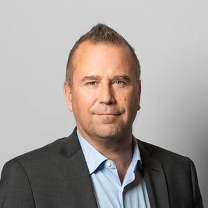 Kauko Oy:n toimitusjohtaja Juha Rytkönen, lähikuva