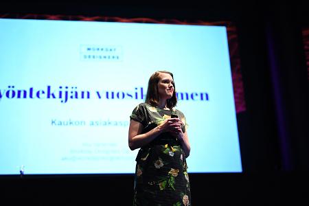 Aku Varamäki Kauko-päivä 2020