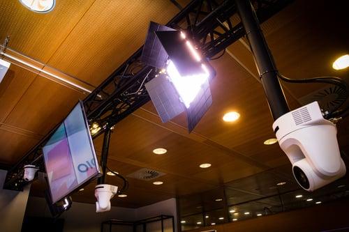 kameravaihtoehtojen testaus Kauko Studiossa Kuva Paula Ojansuu