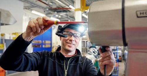 työtehoa ja turvallisuutta teollisiin työympäristöihin Kuva Mikko Törmänen
