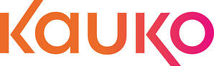 Kauko-logo-oranssi-magenta