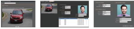 Video Insight Licence Plate Recognition -rekisterikilpitunnistus Kuva Panasonic