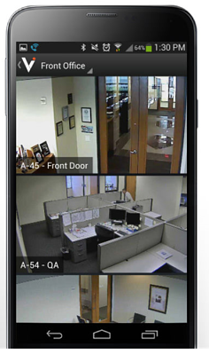 Live camera tiles_android