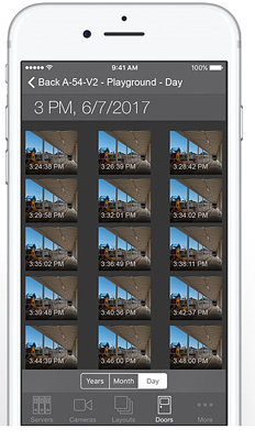 Motion Events_ios