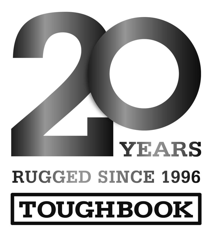 Ensimmäinen Panasonic Toughbook -kannettava tietokone julkaistiin 20 vuotta sitten.