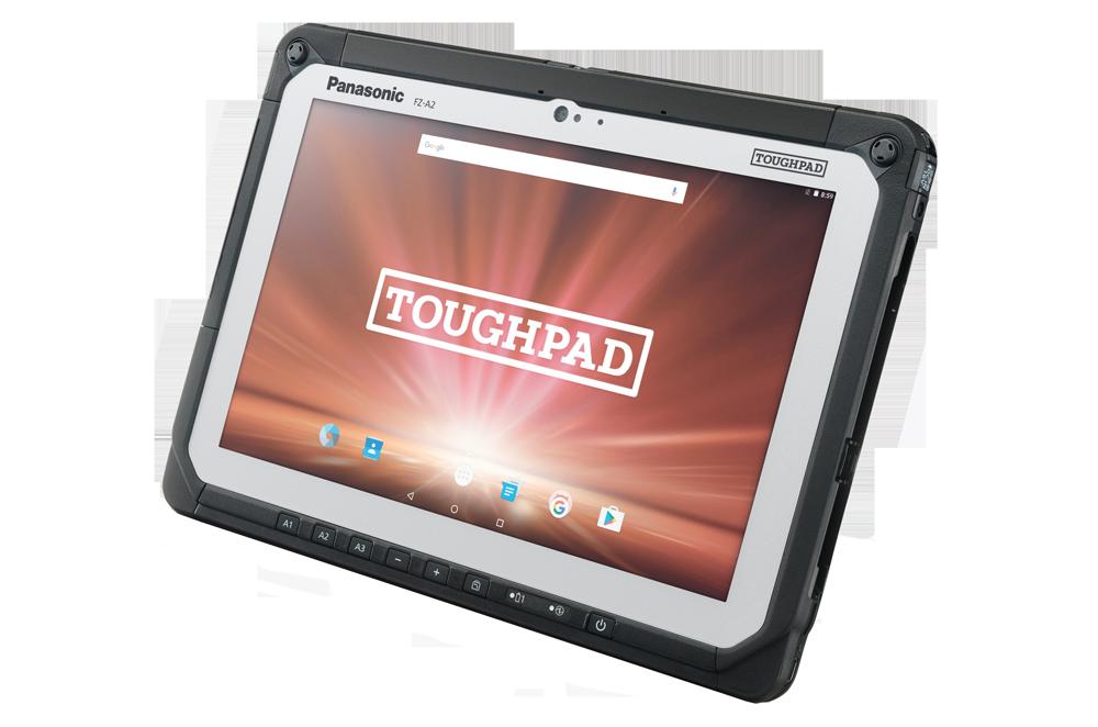 Toughpad FZ-A2 Android tabletti 10-tuumainen