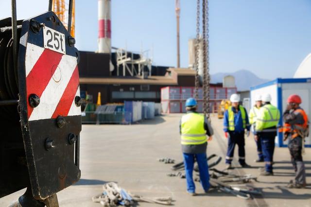 työntekijät pitävät taukoa Kuva: AdobeStock