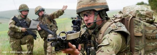 Panasonic Toughbookit ja Toughpadit testataan Yhdysvaltain armeijan testausstandardin (MIL-STD) mukaan.