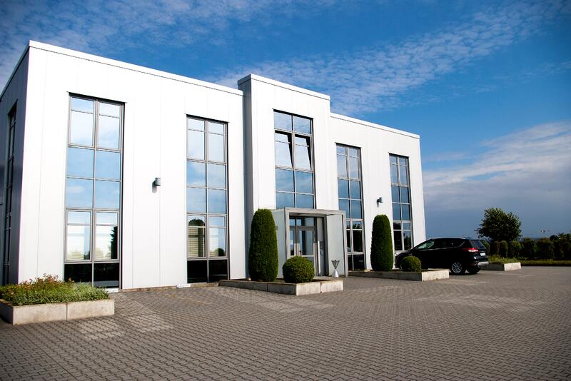 Kauko GmbH office in Buende Germany