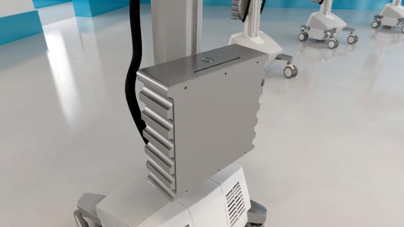 Cliniq Si-M -tietokone sairaalakäyttöön