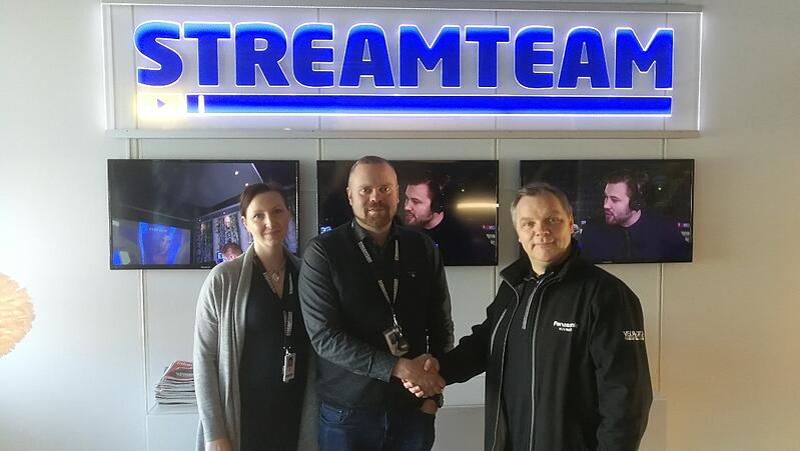 4K Broadcast Remote Production -tuotantojärjestelmä Panasonicilta