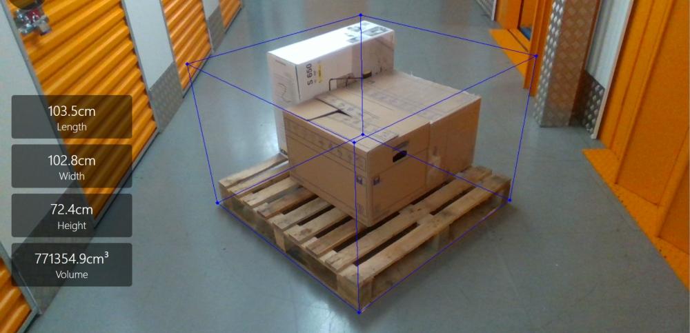 näyttökuva-rahdin-ja-pakettien-3D-mittaussovelluksesta